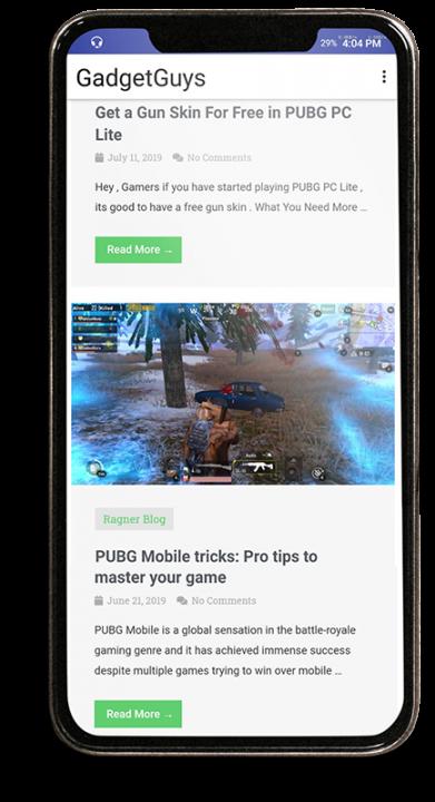gadgetguys mobile app